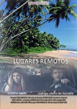 Lugares remotos cortometraje cartel poster