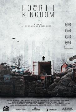The Fourth Kingdom cortometraje cartel poster