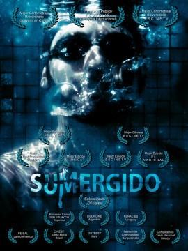 Sumergido cortometraje cartel poster