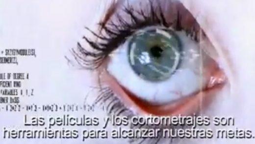 Actorborg 330 Z. Cortometraje dirigido por Alejandro Marcos