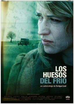 Los huesos del frio cortometraje cartel poster
