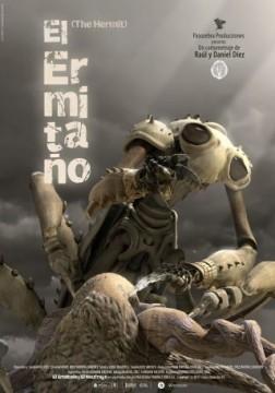 El ermitaño cortometraje cartel poster