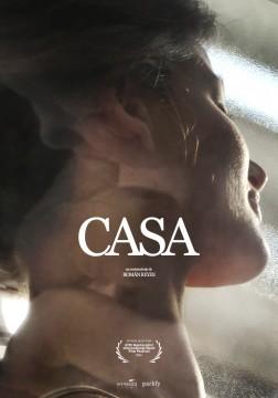 Casa cortometraje cartel poster