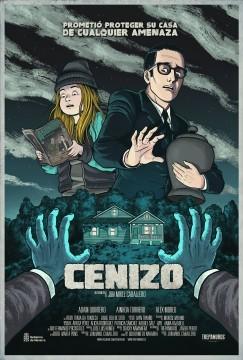 Cenizo cortometraje cartel poster