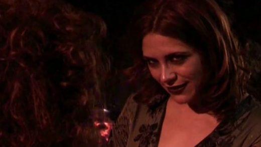Dark bat 2. Cortometraje de terror erótico de Alejandro Marcos