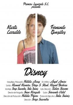 Disney cortometraje cartel poster