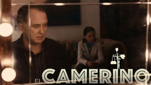 El camerino. Cortometraje de Ana Ramón Rubio con Luis Bermejo