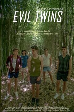 Evil Twins cortometraje cartel poster