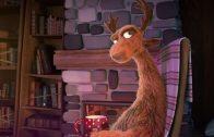 Hey Deer!. Cortometraje de animación de Navidad de Örs Bárczy