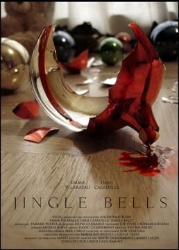 Jingle Bells corto cartel poster