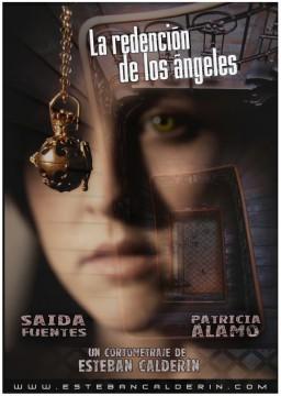 La redencion de los angeles cortometraje cartel poster