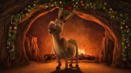 Las Shrektaculares Navidades de Asno. Corto de Navidad de DreamWorks