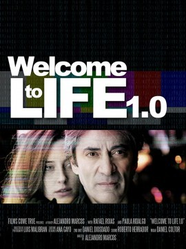 Welcome to life cortometraje cartel poster
