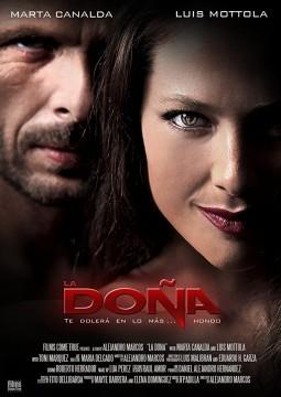 La Doña cortometraje cartel poster