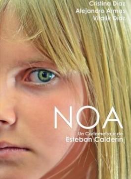 Noa cortometraje cartel poster