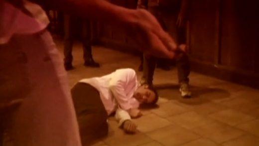 Sangre española. Cortometraje dirigido por Alexis Morante