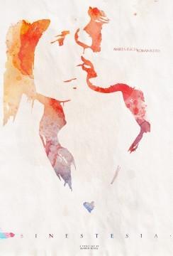 Sinestesia cortometraje cartel poster