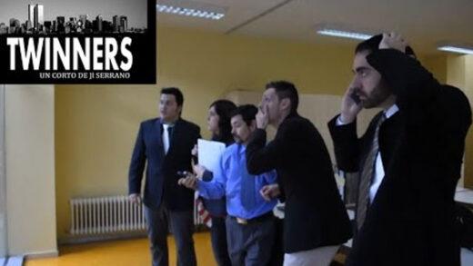 Twinners. Cortometraje y thriller español de JL Serrano