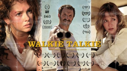 Walkie Talkie. Cortometraje dirigido por Rubén Pérez Barrena