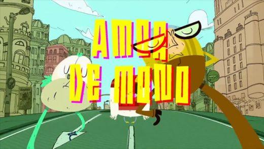 Amor de Mono by Trimono. Cortometraje de animación para adultos