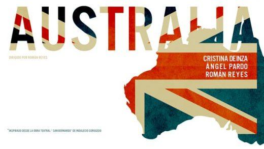 Australia. Cortometraje español dirigido por Román Reyes