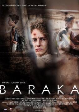 Baraka cortometraje cartel poster