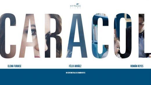 Caracol. Cortometraje dirigido por Román Reyes con Elena Furiase