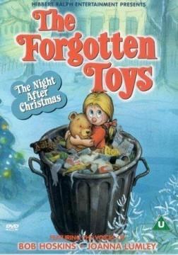 Los juguetes olvidados cortometraje cartel poster