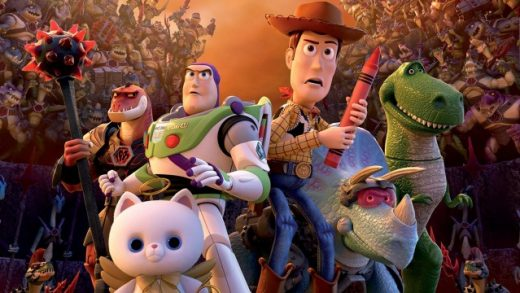 Toy Story: El tiempo perdido. Cortometraje de animación de Pixar