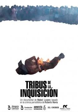 Tribus de la Inquisición cortometraje cartel poster