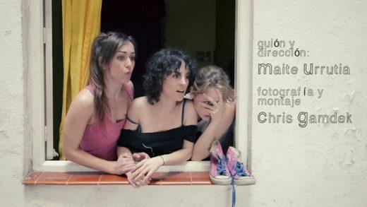 Vecinikas. Cortometraje escrito y dirigido por Maite Urrutia