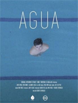 Agua cortometraje cartel poster
