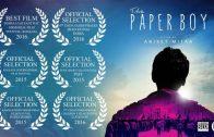 The Paper Boy. Cortometraje indio dirigido por Aniket Mitra