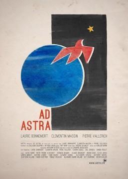 Ad Astra cortometraje cartel poster