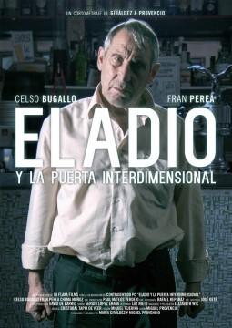 Eladio y la puerta interdimensional cortometraje cartel poster