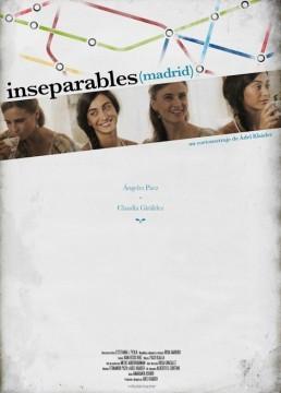 Inseparables cortometraje cartel poster
