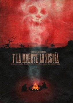 Y la muerte lo seguía cortometraje cartel poster
