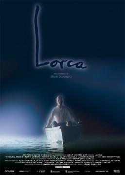 Lorca cortometraje cartel poster
