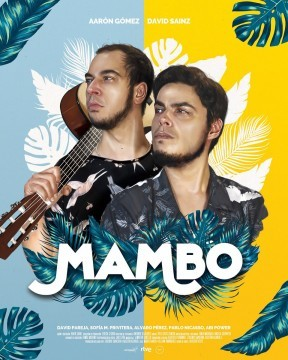 Mambo webserie cartel poster