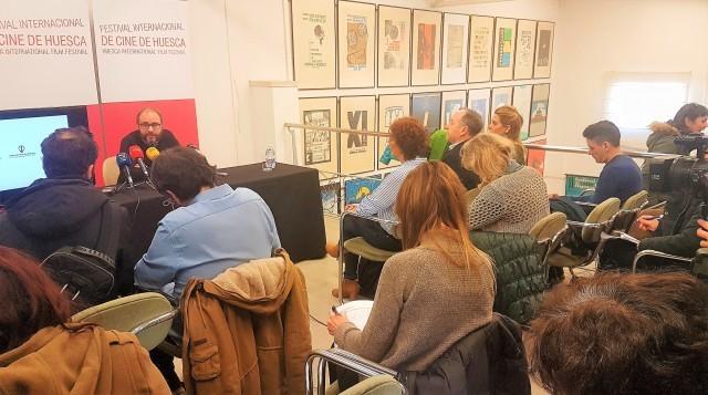 El 46º Festival Internacional de Cine de Huesca se celebrará del 8 al 16 de junio
