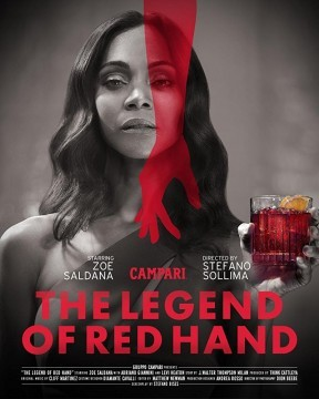 The Legend of Red Hand cortometraje cartel poster