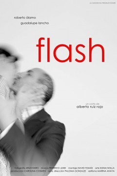 Flash cortometraje cartel poster