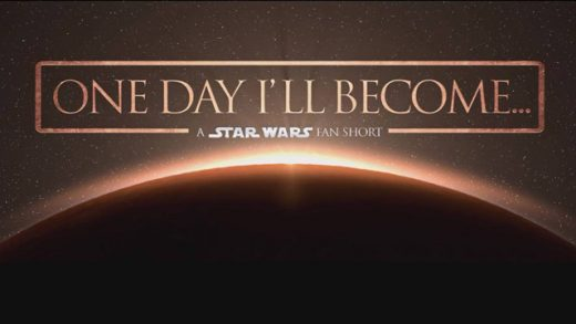 One day I'll become... (Star Wars fan film). Roman Gregoricka