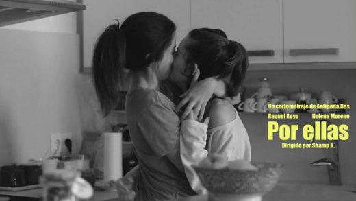Por ellas. Cortometraje español LGBT dirigido por Shamp K.