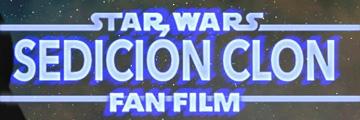 Star Wars Sedicion Clon webserie española de animación
