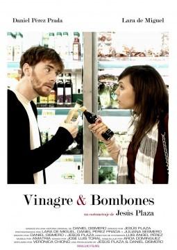 Vinagre y bombones cortometraje cartel poster