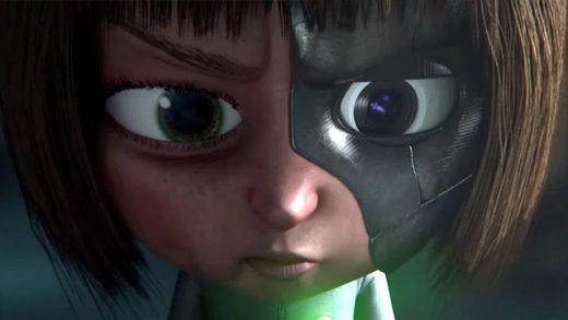Voyager. Cortometraje de animación de Loïc Magar & Roman Veiga