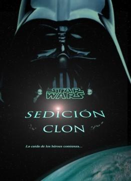 Star wars sedición clon webserie cartel poster