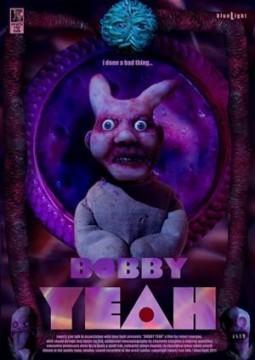 Bobby Yeah cortometraje cartel poster
