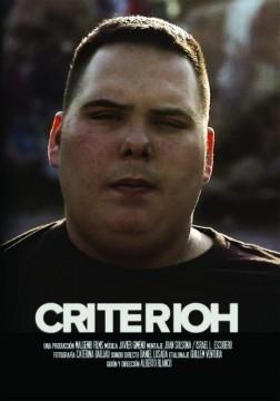 Criterioh cortometraje cartel poster